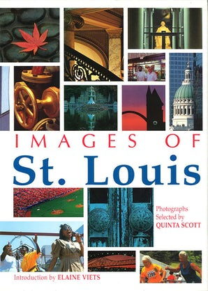 Images of St. Louis Hardcover  by Quinta Scott