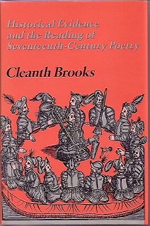 Historical Evidence and the Reading of Seventeenth-Century Poetry
