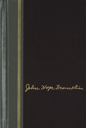 The Color Line & Racial Equality in America Hardcover  by John Hope Franklin