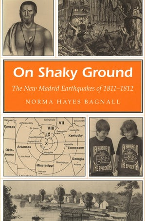 On Shaky Ground Paperback  by Norma Hayes Bagnall