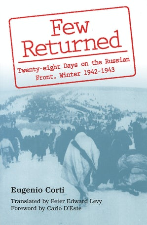 Few Returned Paperback  by Eugenio Corti