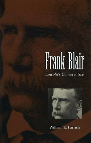 Frank Blair Hardcover  by William E. Parrish