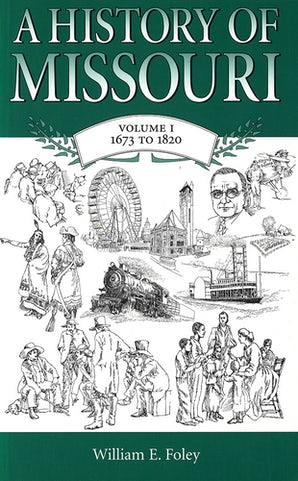 A History of Missouri (V1)