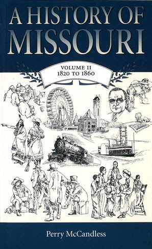 A History of Missouri (V2)