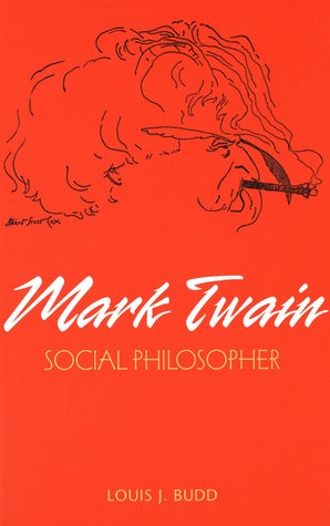 Mark Twain Paperback  by Louis J. Budd