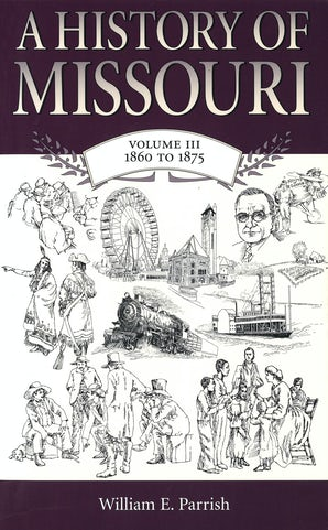 A History of Missouri (V3)
