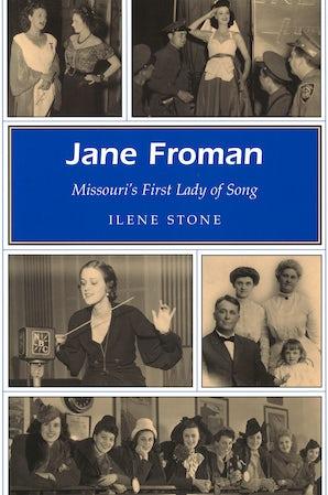 Jane Froman Paperback  by Ilene Stone
