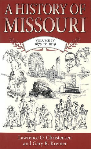 A History of Missouri (V4)