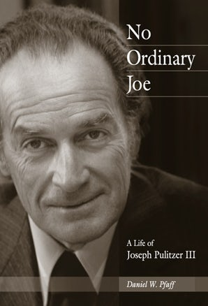 No Ordinary Joe Hardcover  by Daniel W. Pfaff