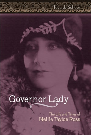 Governor Lady Hardcover  by Teva J. Scheer