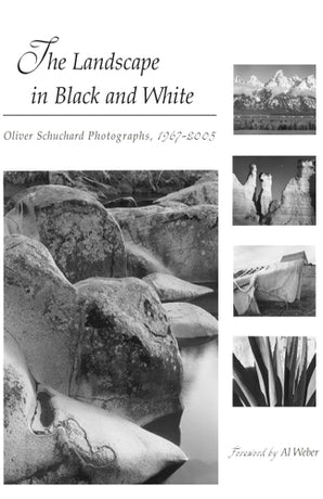 The Landscape in Black and White Loose-leaf  by Oliver Schuchard