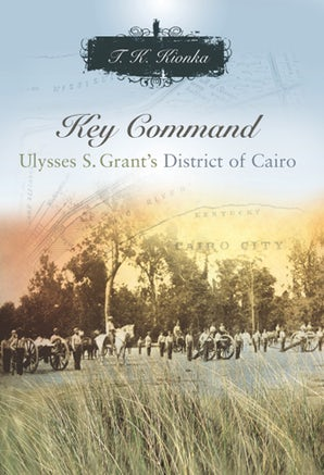 Key Command Hardcover  by T. K. Kionka