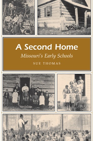 A Second Home Paperback  by Sue Thomas