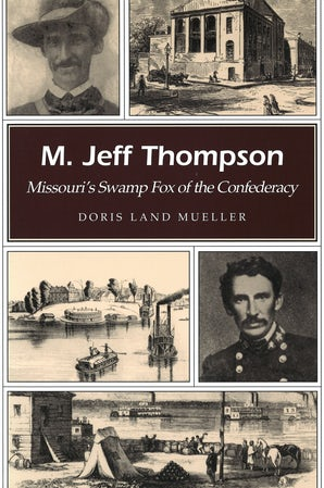 M. Jeff Thompson Paperback  by Doris Land Mueller
