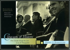 Close-Ups of History Hardcover  by Henry D. Burroughs