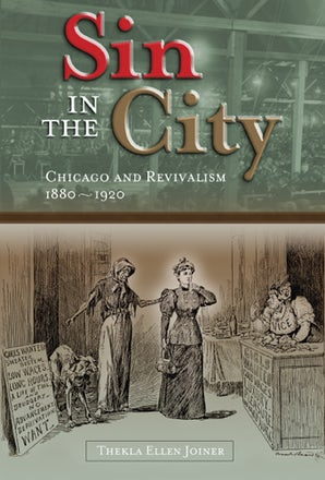 Sin in the City Digital download  by Thekla Ellen Joiner