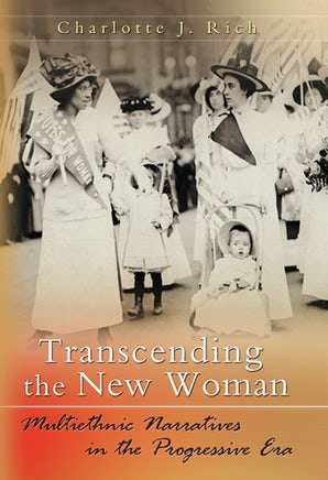 Transcending the New Woman Hardcover  by Charlotte J. Rich