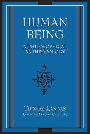 Human Being Hardcover  by Thomas Langan