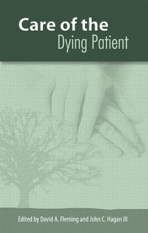 Care of the Dying Patient Paperback  by David A. Fleming