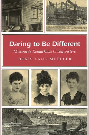 Daring to Be Different Paperback  by Doris Land Mueller