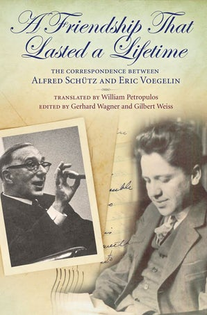 A Friendship That Lasted a Lifetime Hardcover  by Gerhard Wagner