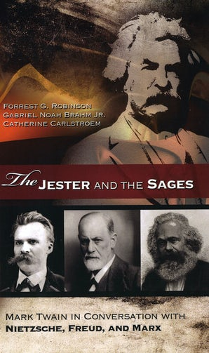 The Jester and the Sages Hardcover  by Forrest G. Robinson