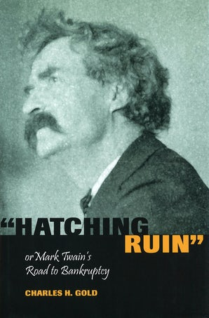 Hatching Ruin Paperback  by Charles H. Gold