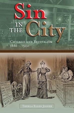 Sin in the City Paperback  by Thekla Ellen Joiner