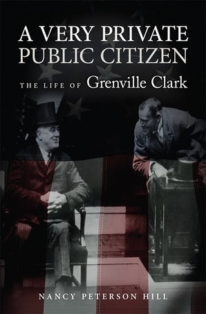 A Very Private Public Citizen Hardcover  by Nancy Peterson Hill