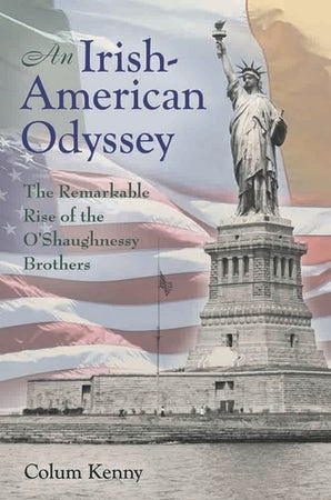 An Irish-American Odyssey Hardcover  by Colum Kenny