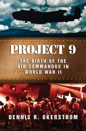 Project 9 Hardcover  by Dennis R. Okerstrom
