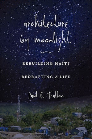 Architecture by Moonlight Hardcover  by Paul E. Fallon