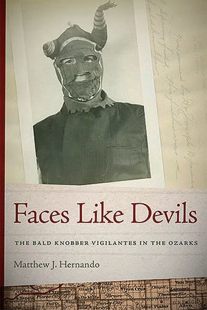 Faces Like Devils Hardcover  by Matthew J. Hernando