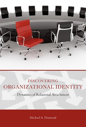 Discovering Organizational Identity Hardcover  by Michael A. Diamond