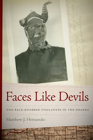 Faces Like Devils Paperback  by Matthew J. Hernando
