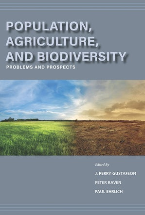 Population, Agriculture, and Biodiversity Hardcover  by J. Perry Gustafson