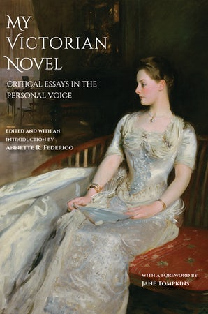 My Victorian Novel Hardcover  by ANNETTE R. FEDERICO