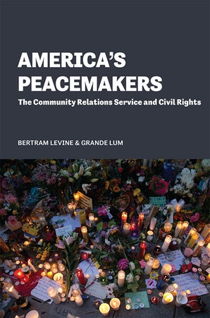 America's Peacemakers Hardcover  by Bertram Levine