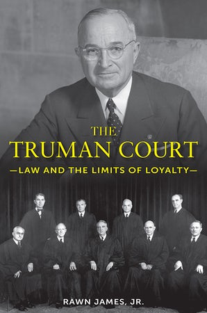 The Truman Court Hardcover  by Rawn James
