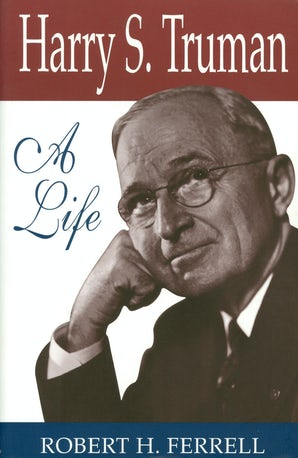 Harry S. Truman Digital download  by Robert H. Ferrell