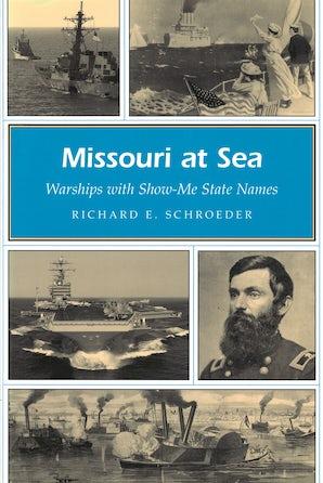 Missouri at Sea Digital download  by Richard E. Schroeder