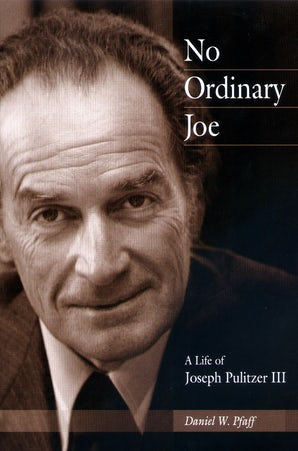 No Ordinary Joe Digital download  by Daniel W. Pfaff