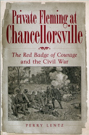 Private Fleming at Chancellorsville Digital download  by Perry Lentz