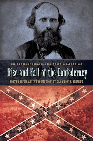 Rise and Fall of the Confederacy Digital download  by Clayton E. Jewett