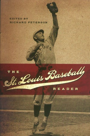 The St. Louis Baseball Reader Digital download  by Richard Peterson