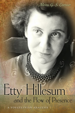 Etty Hillesum and the Flow of Presence Digital download  by Meins G. S. Coetsier