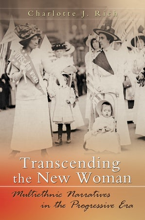 Transcending the New Woman Digital download  by Charlotte J. Rich