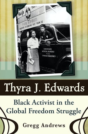 Thyra J. Edwards Digital download  by Gregg Andrews