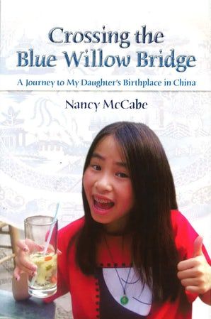Crossing the Blue Willow Bridge Digital download  by Nancy McCabe