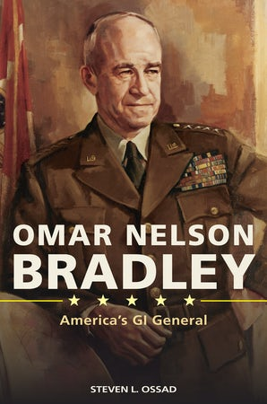 Omar Nelson Bradley Digital download  by Steven L. Ossad